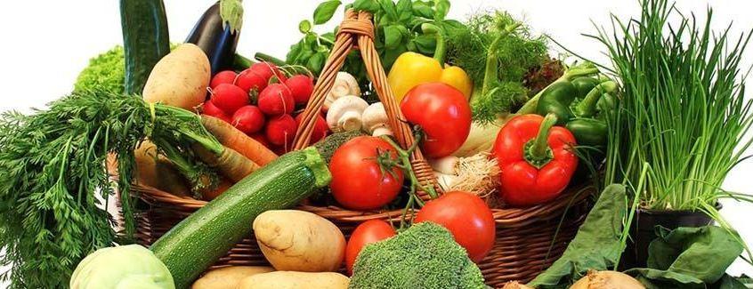 برداشت سبزی