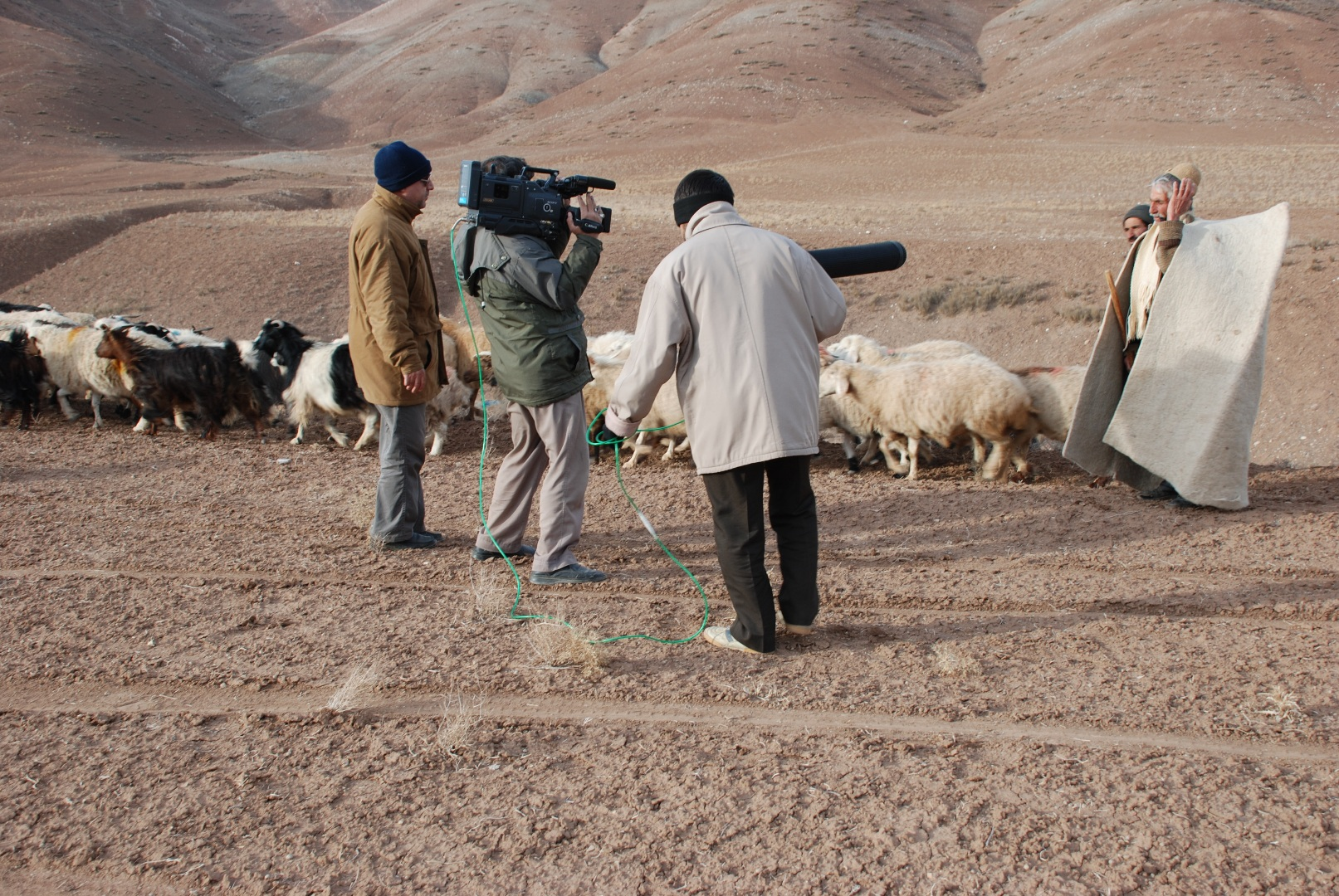 تولید سری جدید برنامه تلویزیونی نسیم آبادی